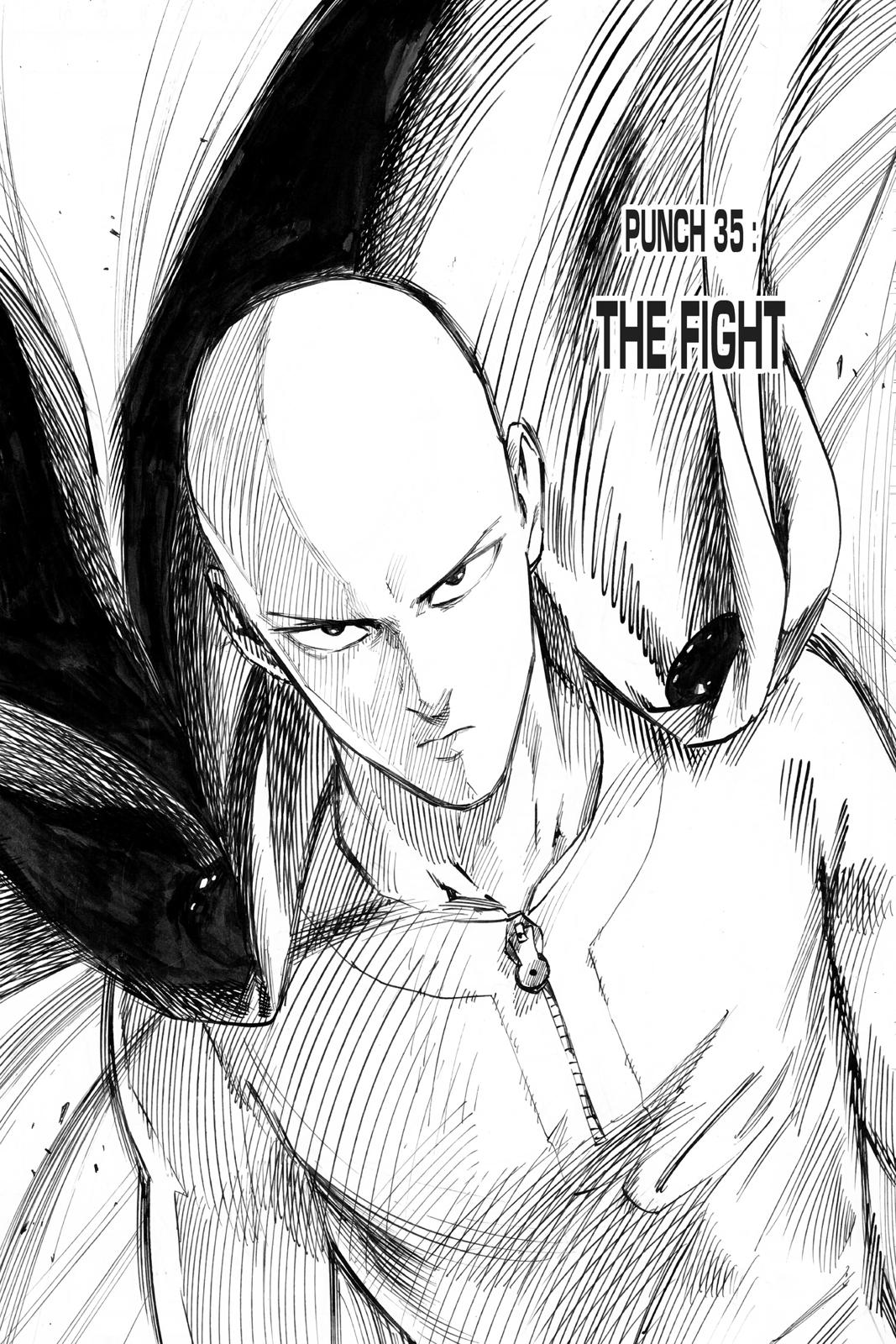 One-Punch Man, Chapter 35 image 007