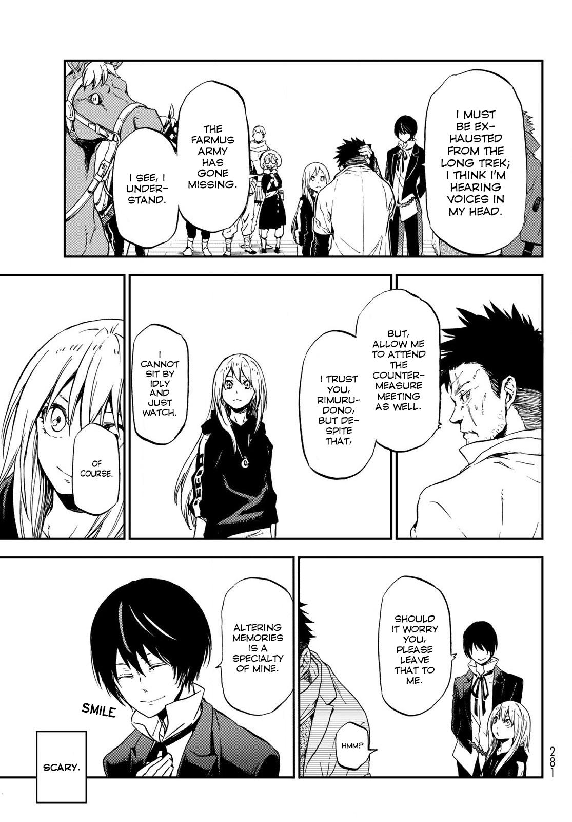 Tensei shitara Slime Datta Ken, Chapter 74 image 013