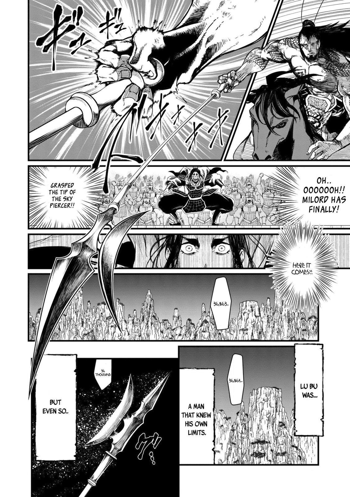 Shuumatsu no Valkyrie, Chapter 6 image 007