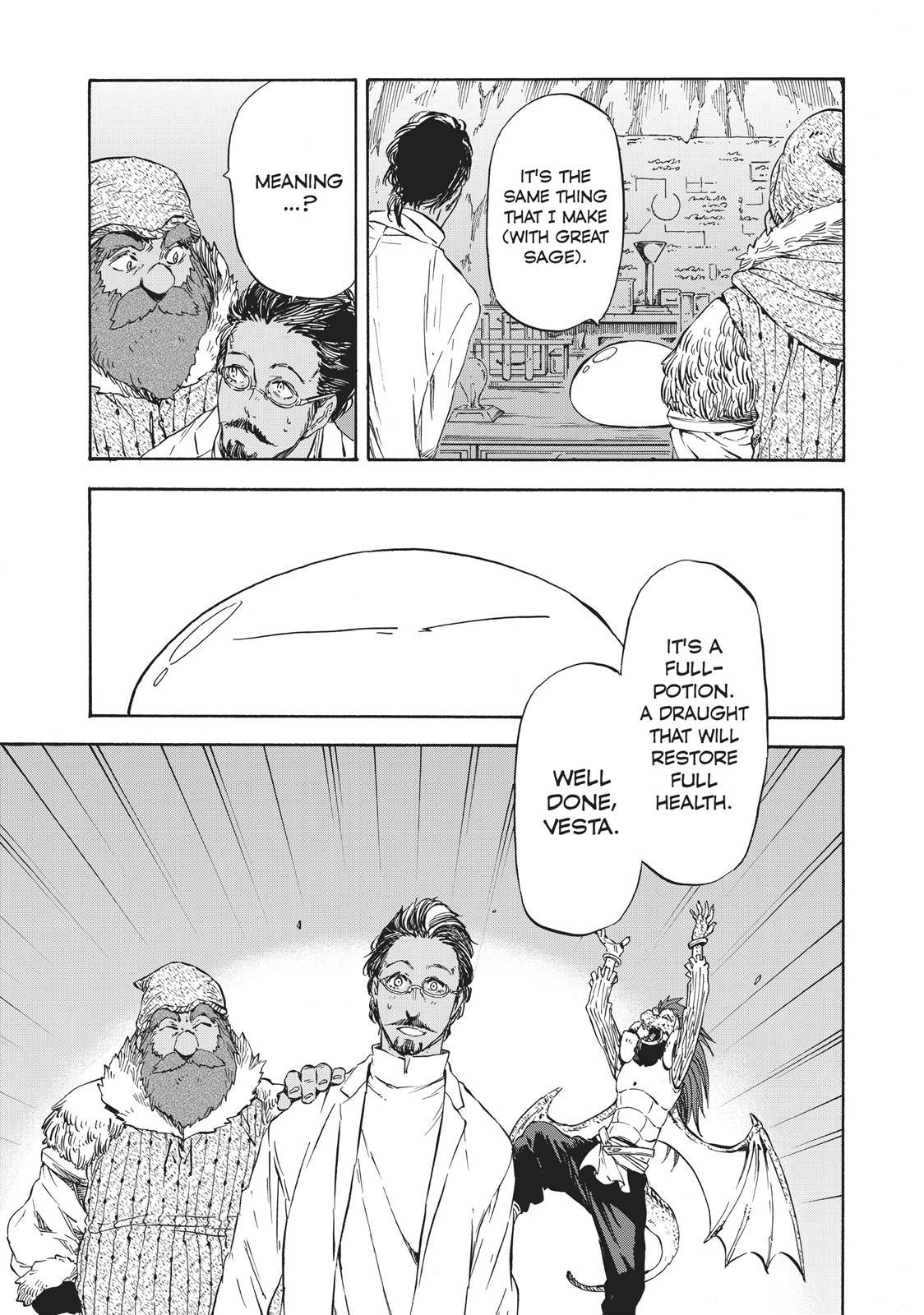 Tensei shitara Slime Datta Ken, Chapter 32 image 031