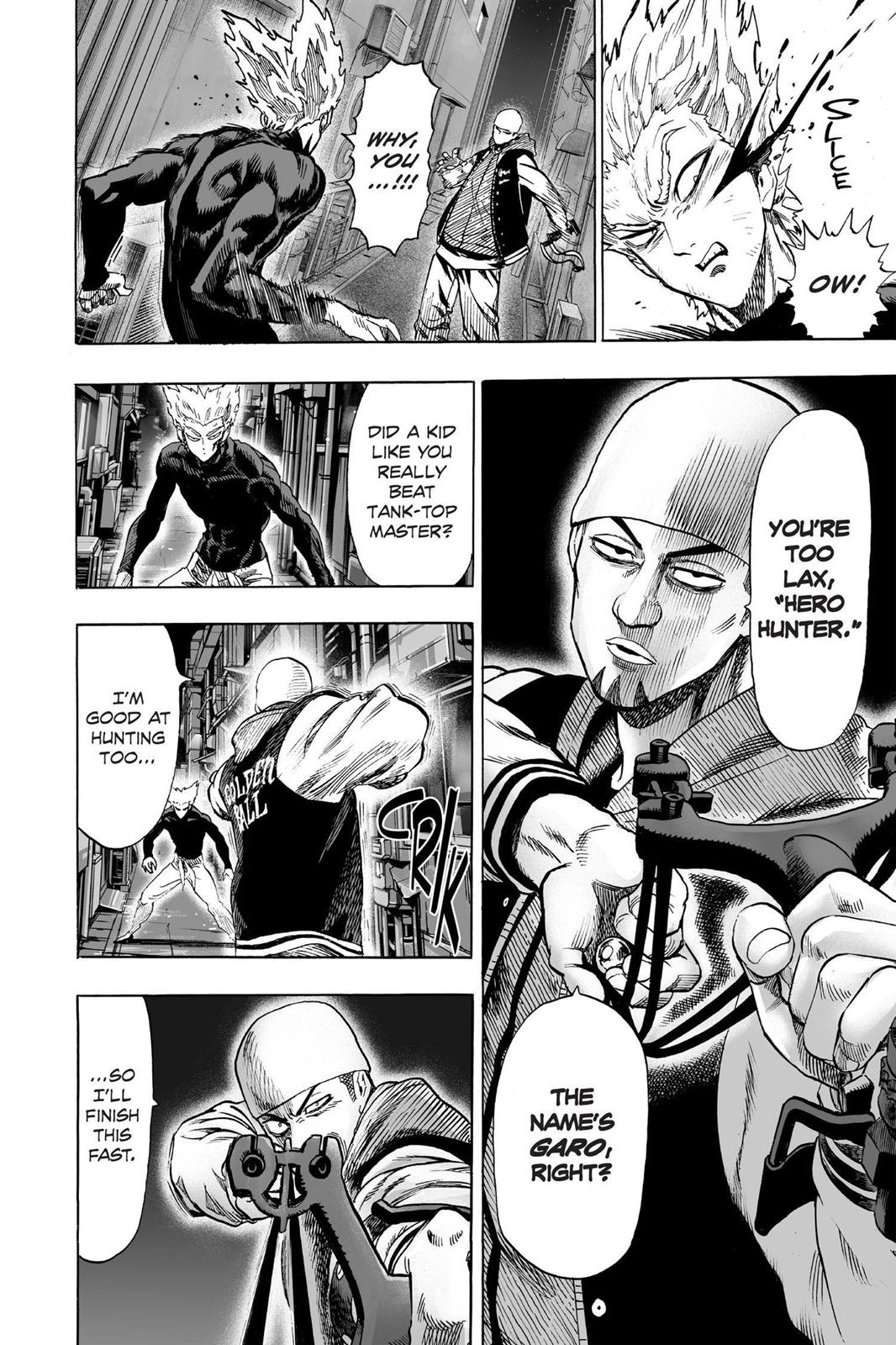 One-Punch Man, Chapter 50 image 006
