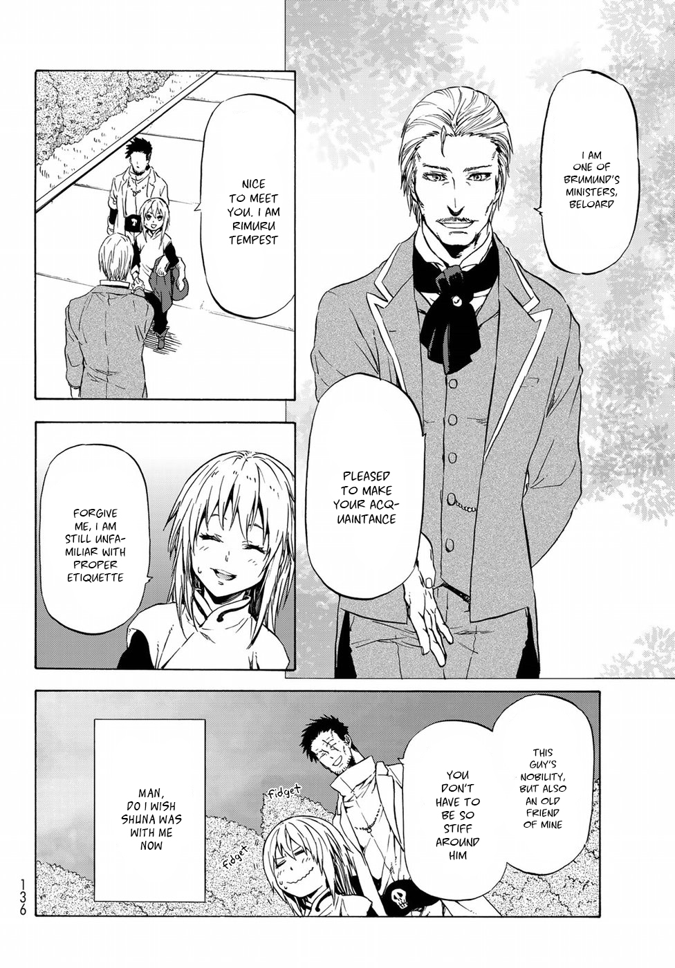 Tensei shitara Slime Datta Ken, Chapter 45 image 005