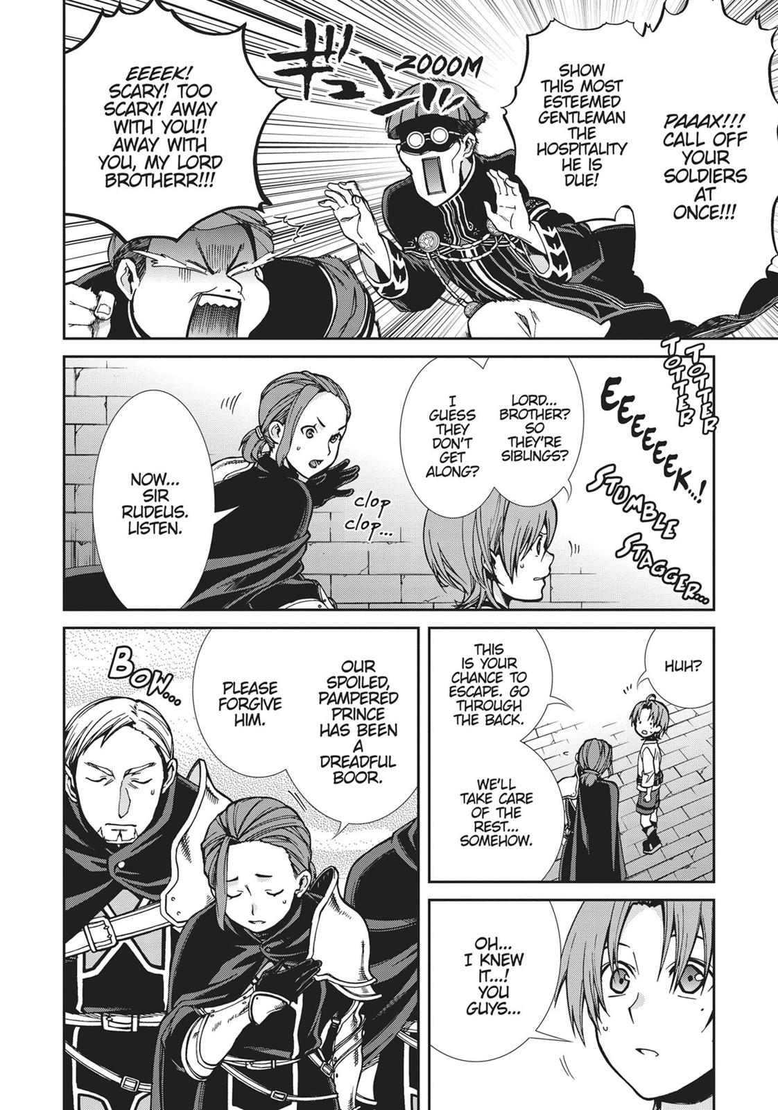 Mushoku Tensei, Chapter 45 image 018