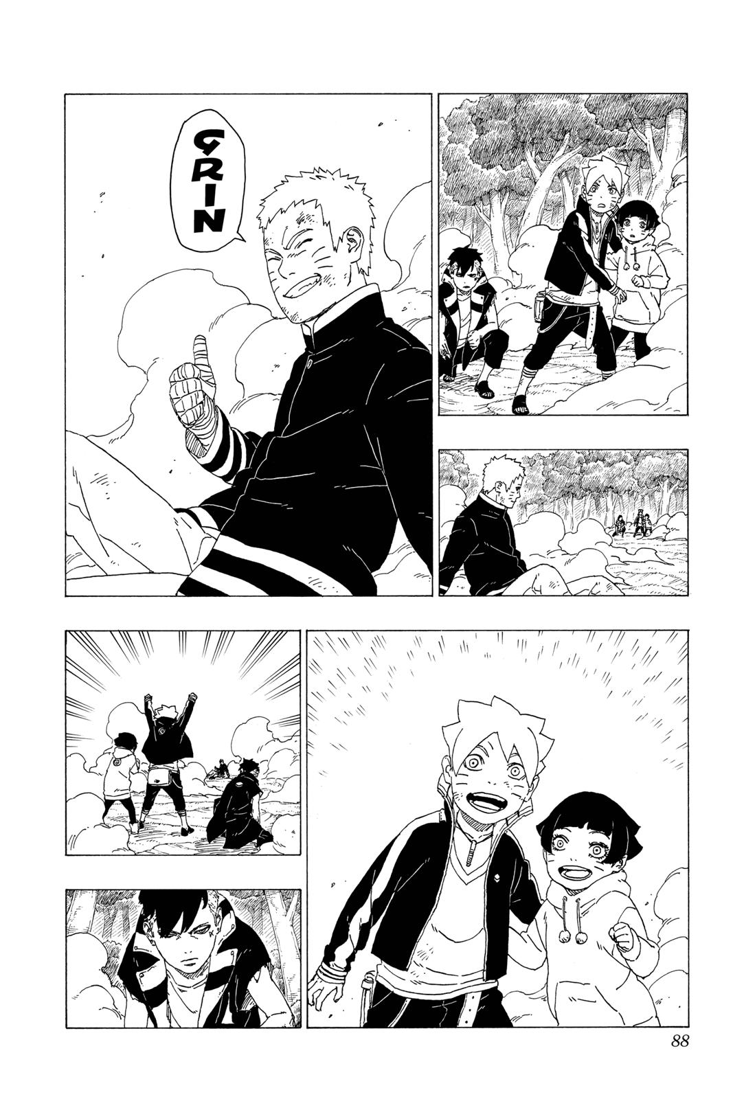 Boruto, Chapter 33 image 040