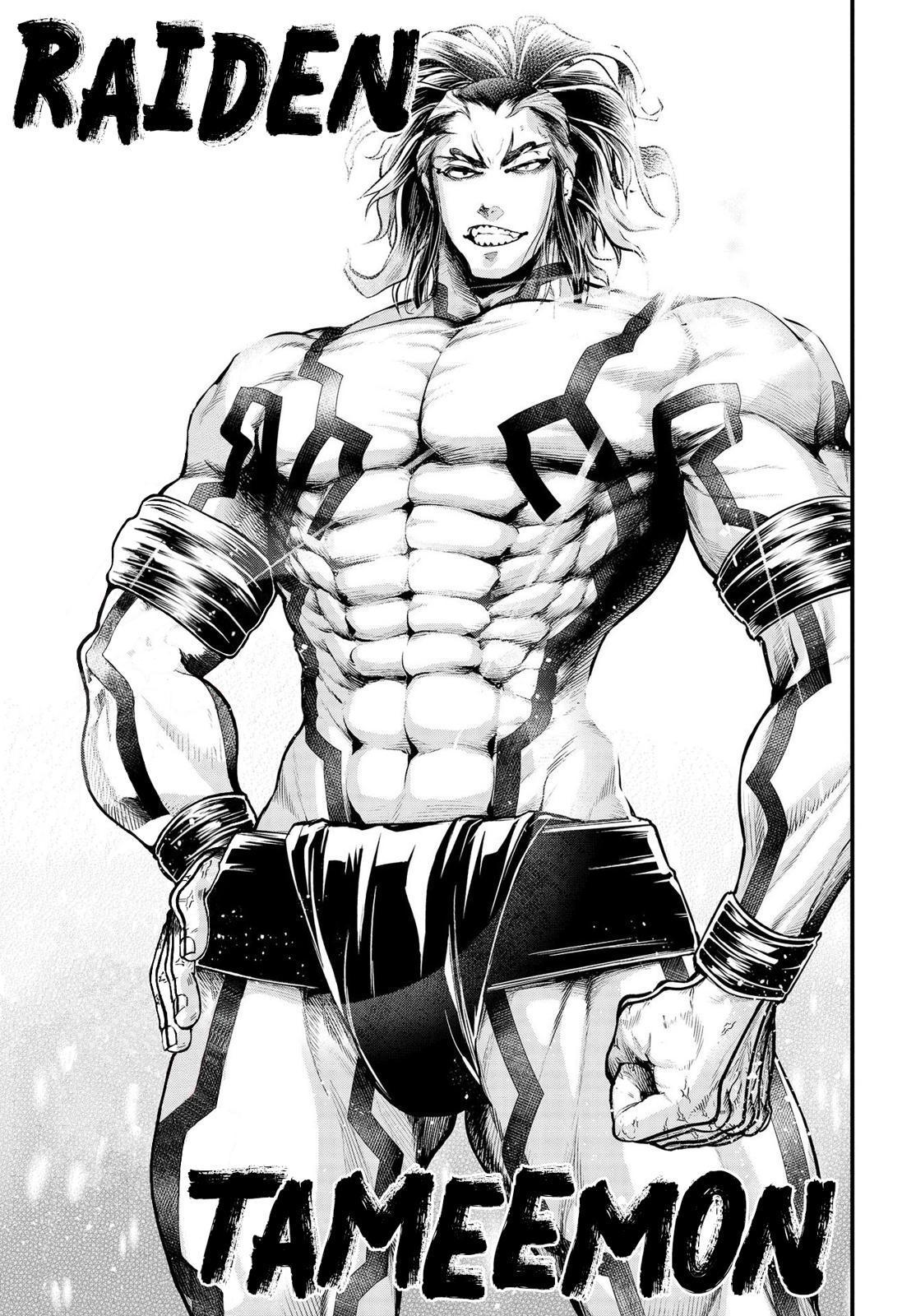 Shuumatsu no Valkyrie, Chapter 31 image 034