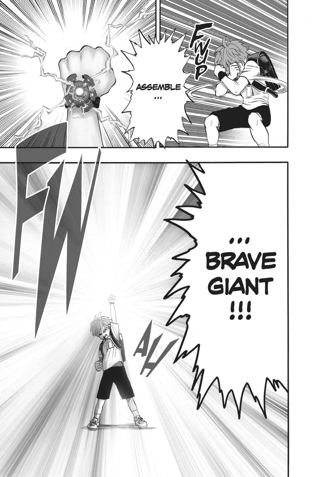 One-Punch Man, Chapter 101 image 034