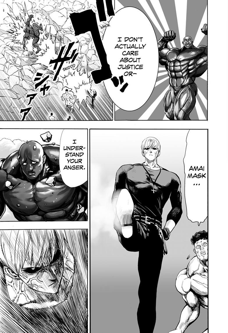 One-Punch Man, Chapter 134 image 016