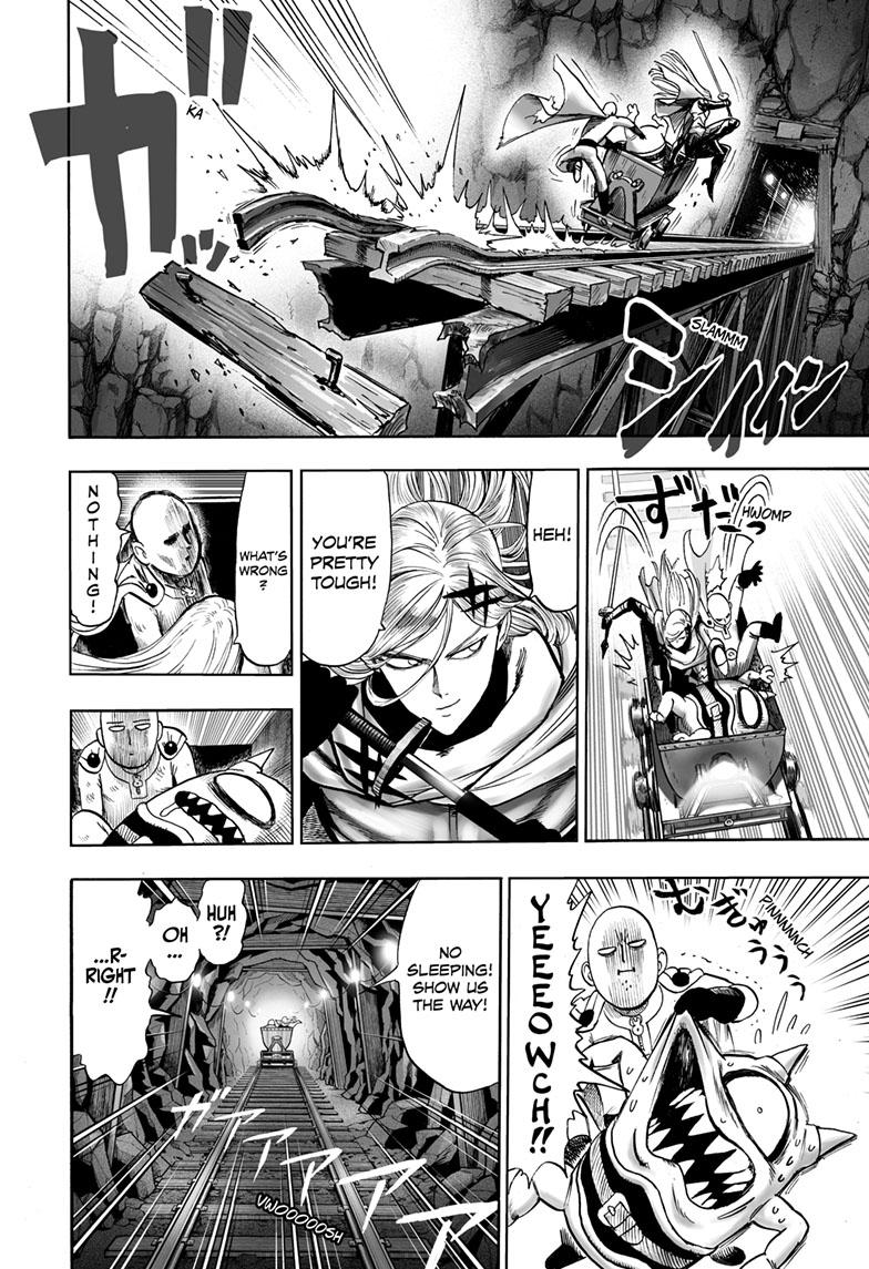 One-Punch Man, Chapter 124 image 015