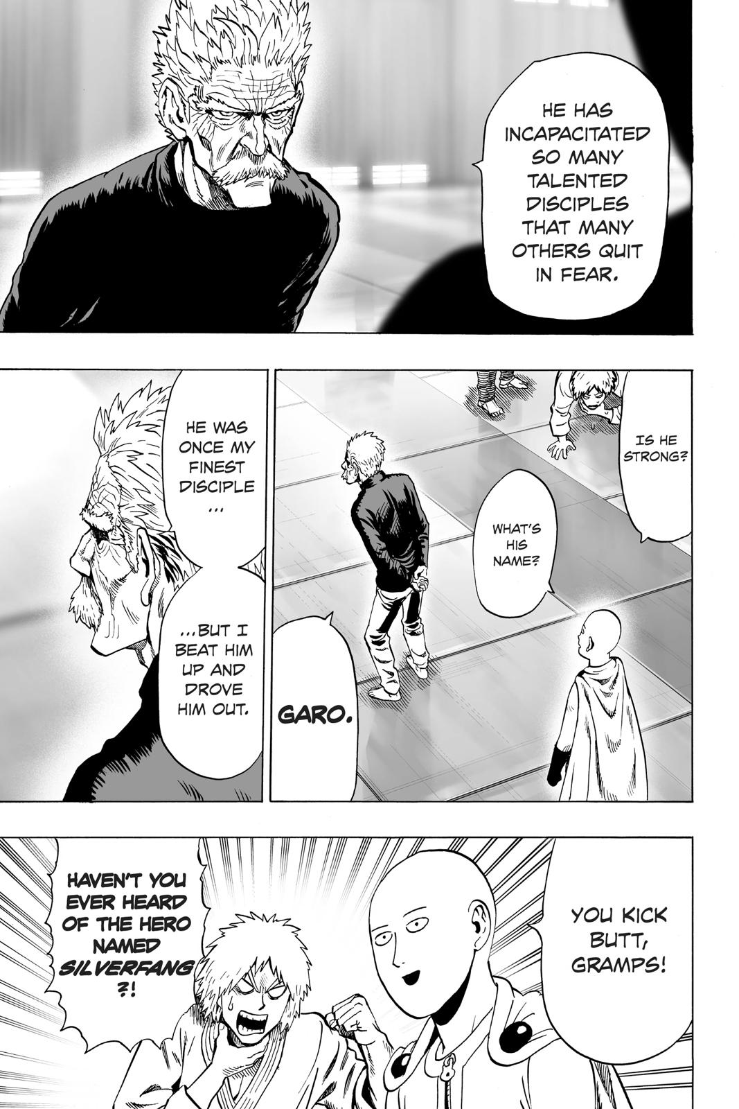 One-Punch Man, Chapter 30 image 010