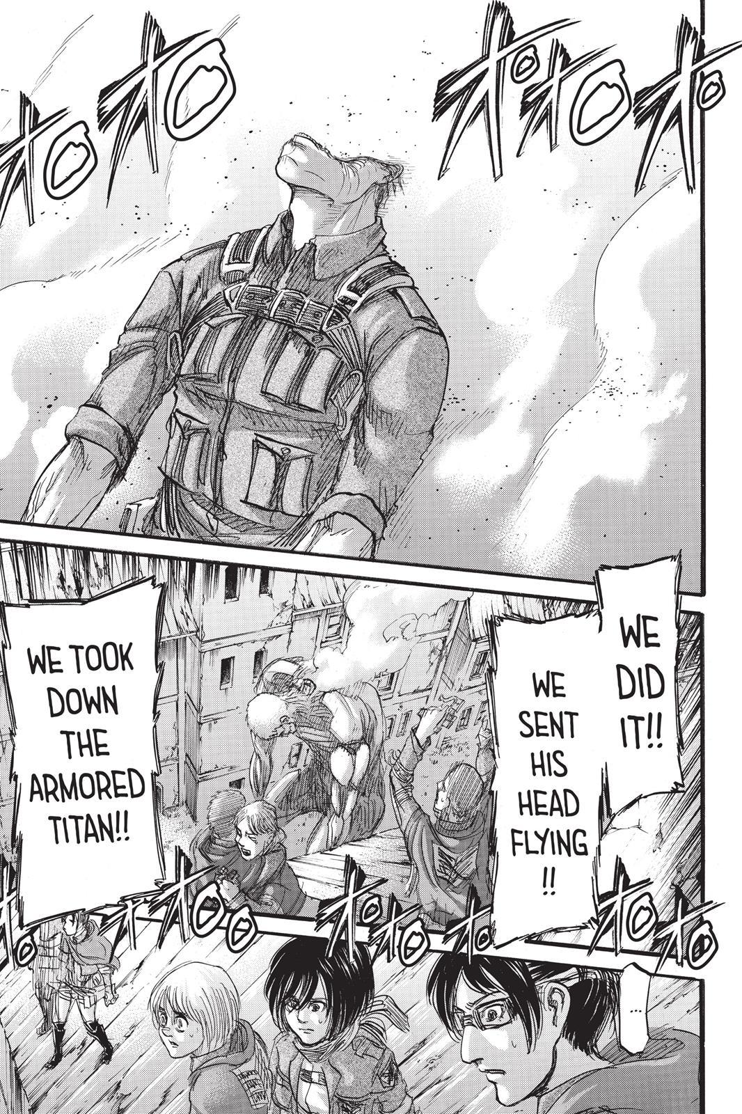 Attack On Titan, Episode 77 image 033