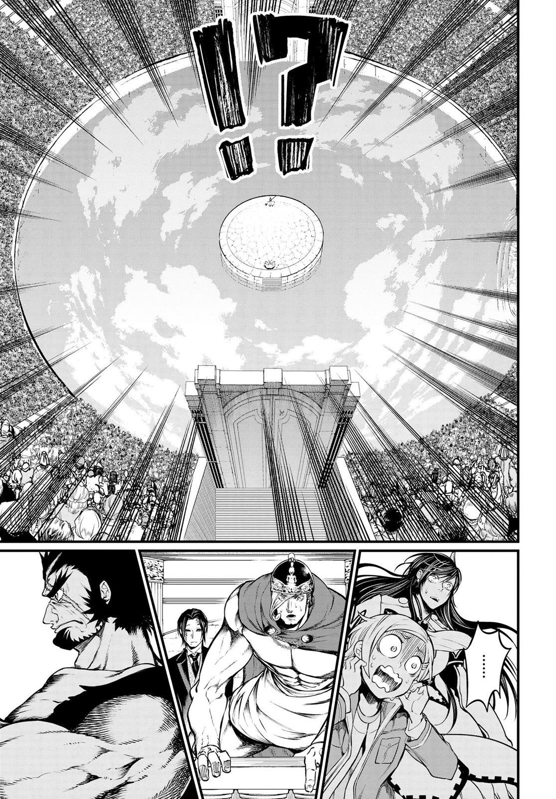 Shuumatsu no Valkyrie, Chapter 15 image 039