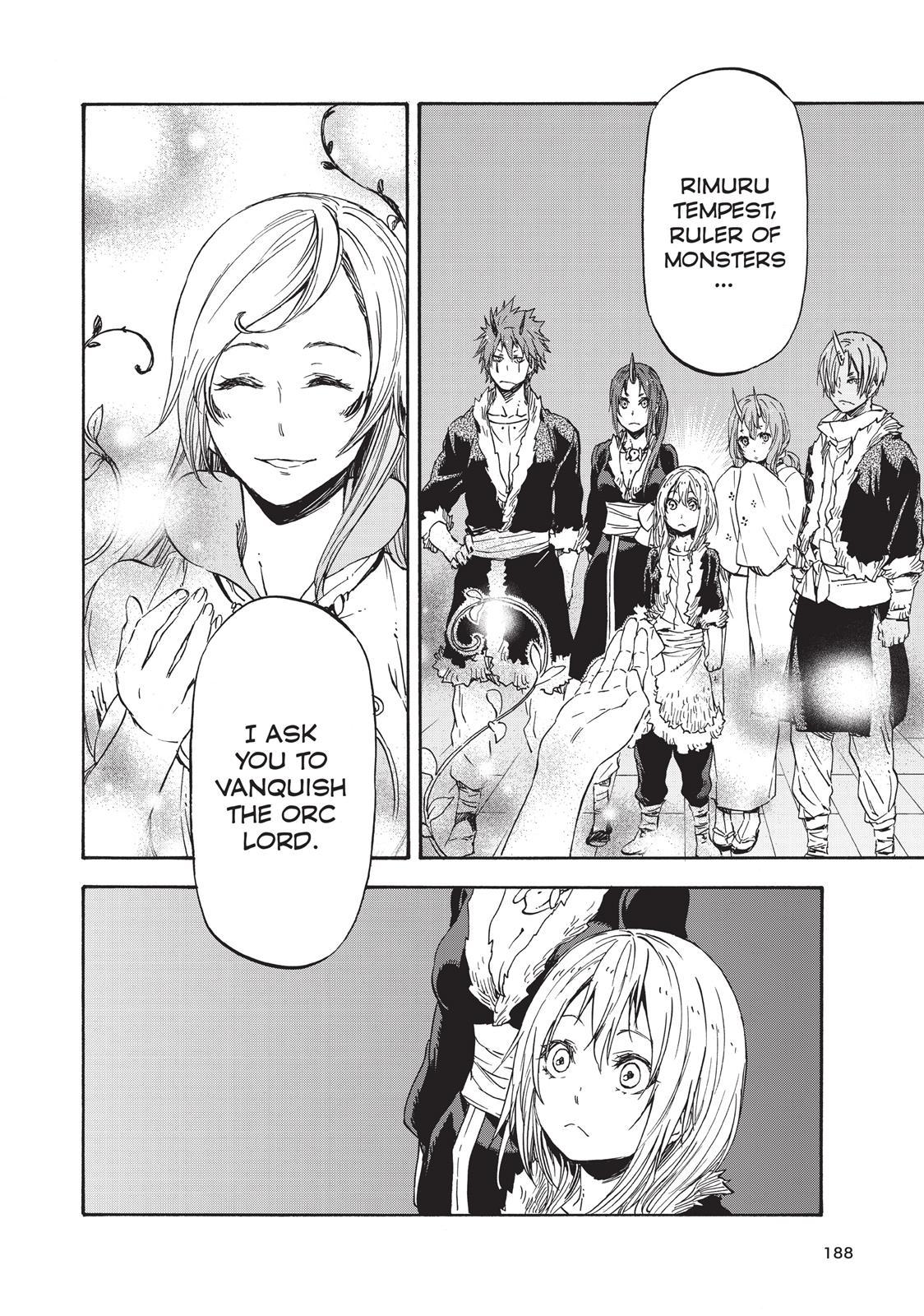 Tensei shitara Slime Datta Ken, Chapter 17 image 031