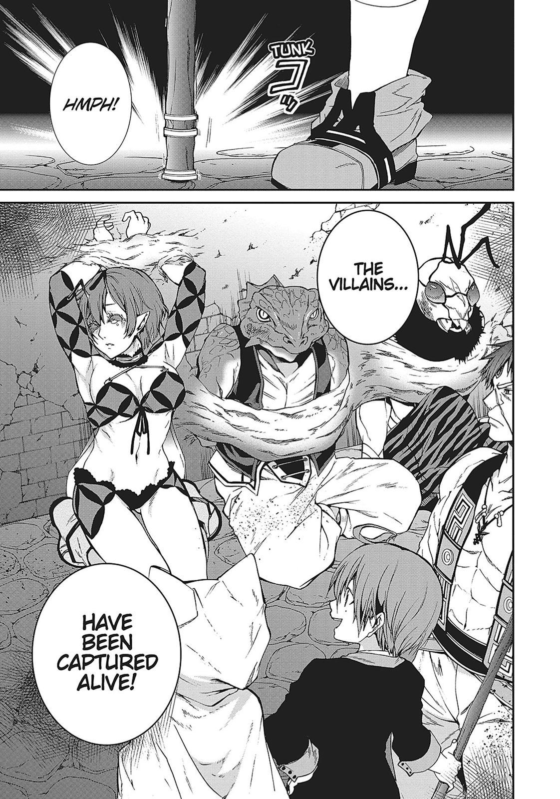 Mushoku Tensei, Chapter 23 image 009