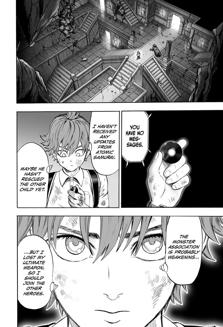 One-Punch Man, Chapter 119 image 011