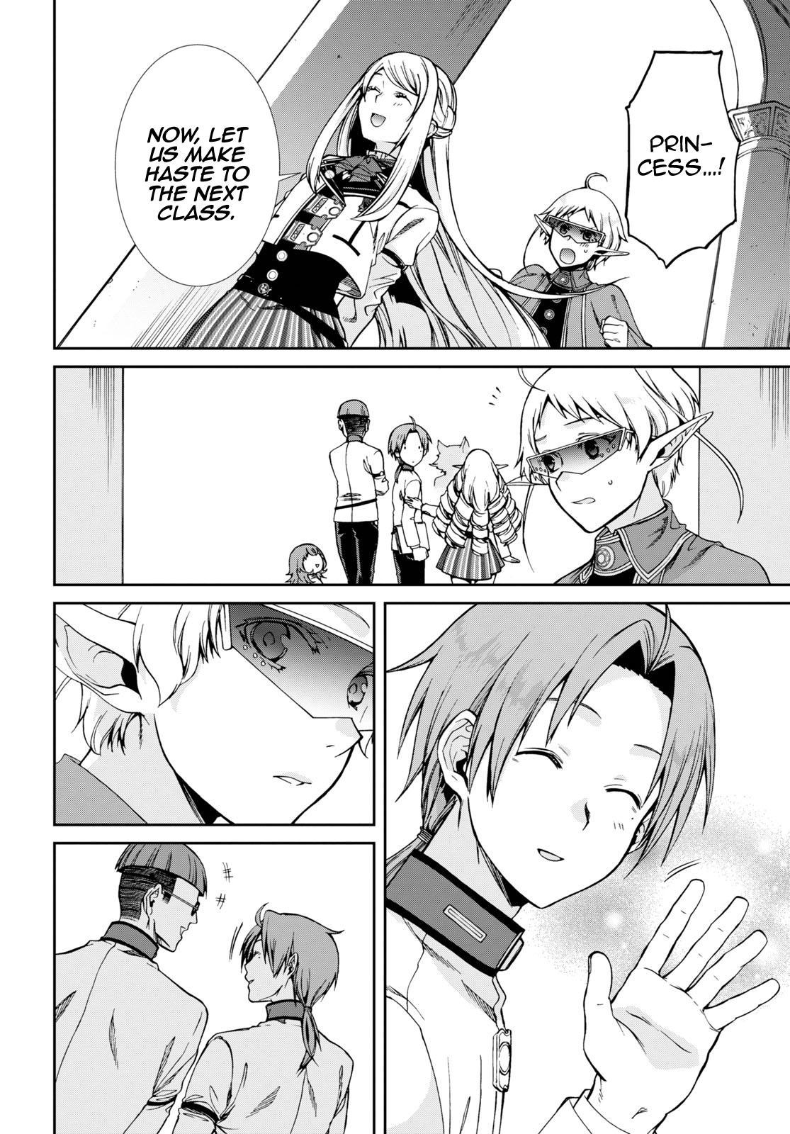 Mushoku Tensei, Chapter 62 image 018