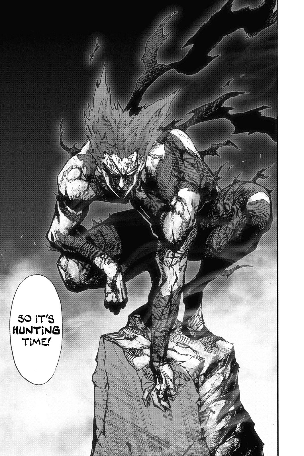 One-Punch Man, Chapter 94 image 019