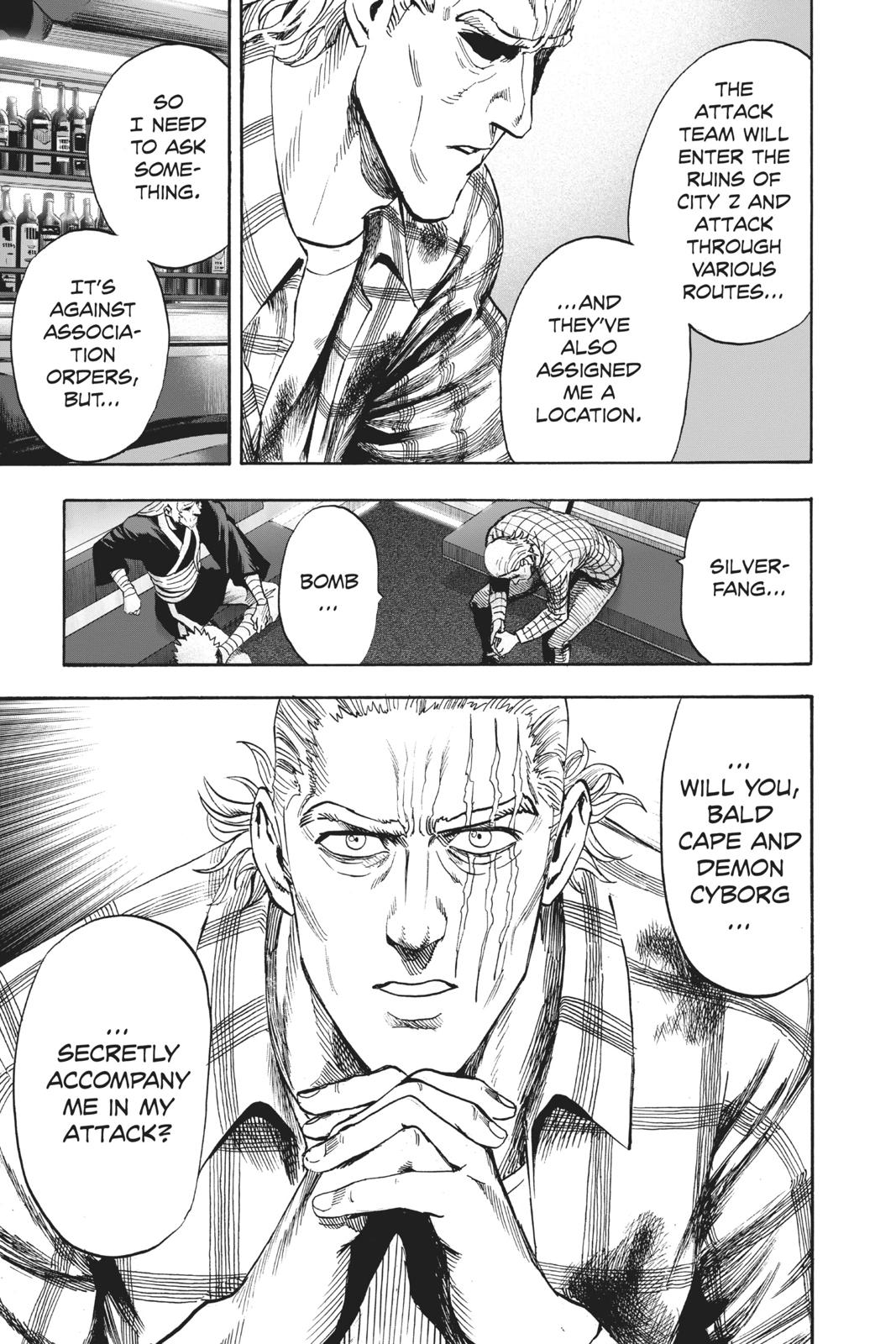 One-Punch Man, Chapter 95 image 055