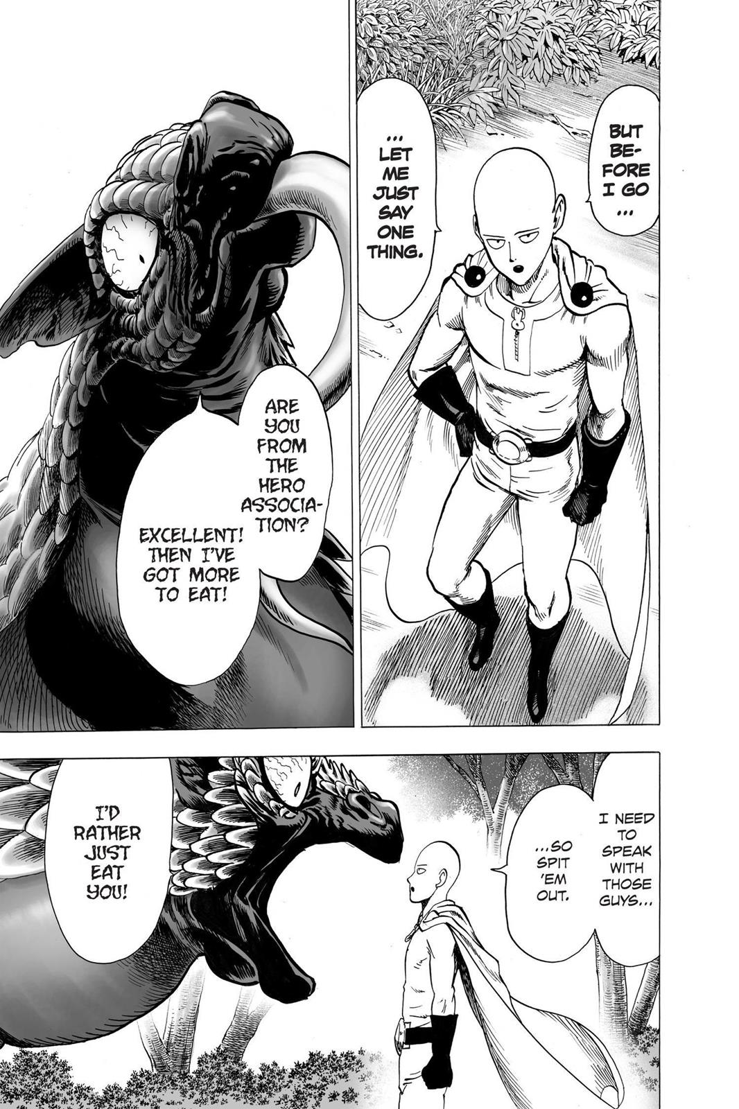 One-Punch Man, Chapter 61.5 image 023
