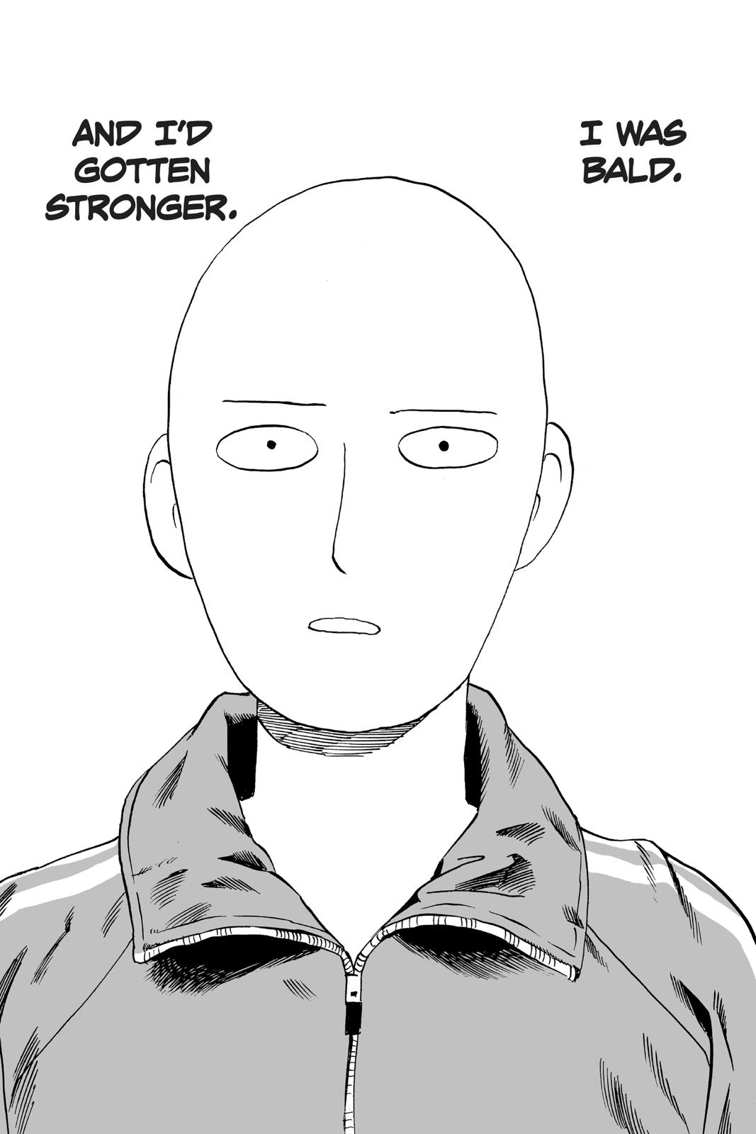 One-Punch Man, Chapter 11 image 007