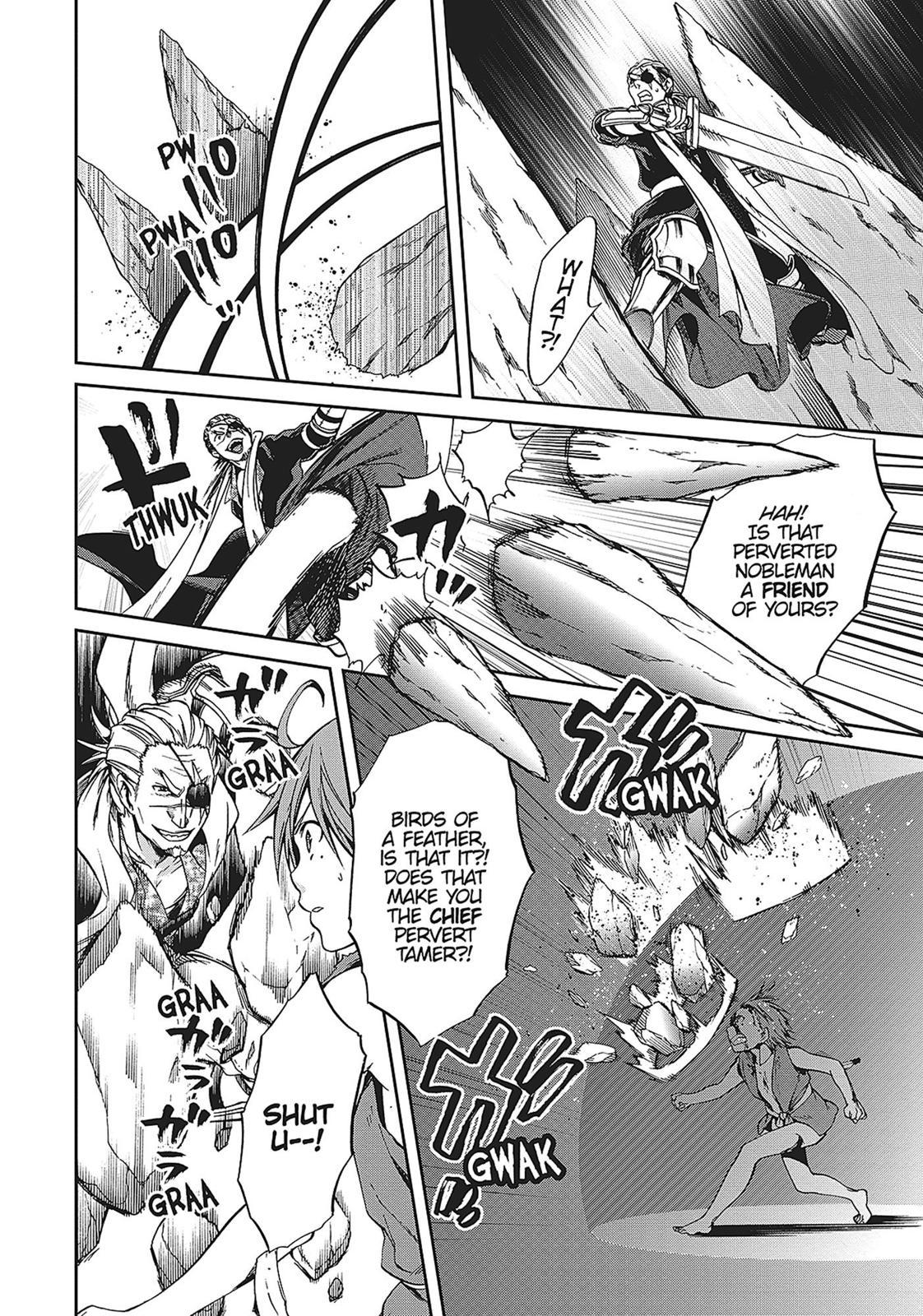 Mushoku Tensei, Chapter 32 image 017