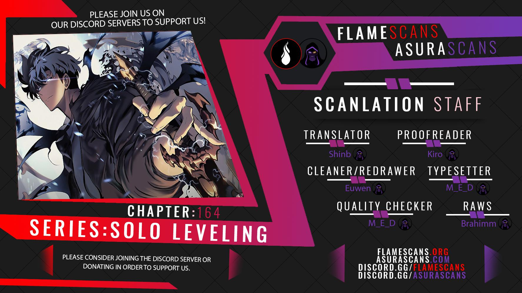 Solo Leveling, Chapter 164 image 1