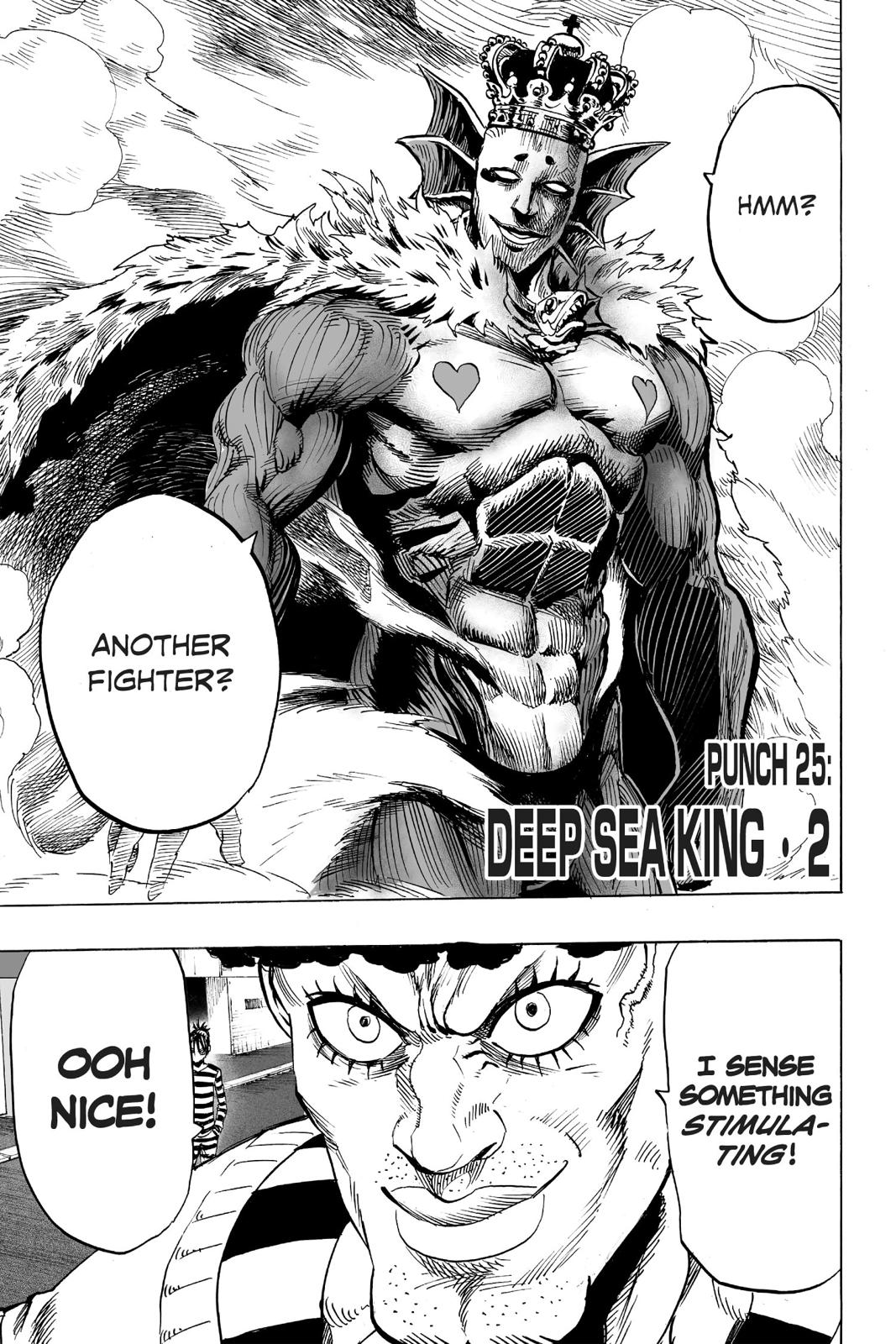 One-Punch Man, Chapter 25 image 007