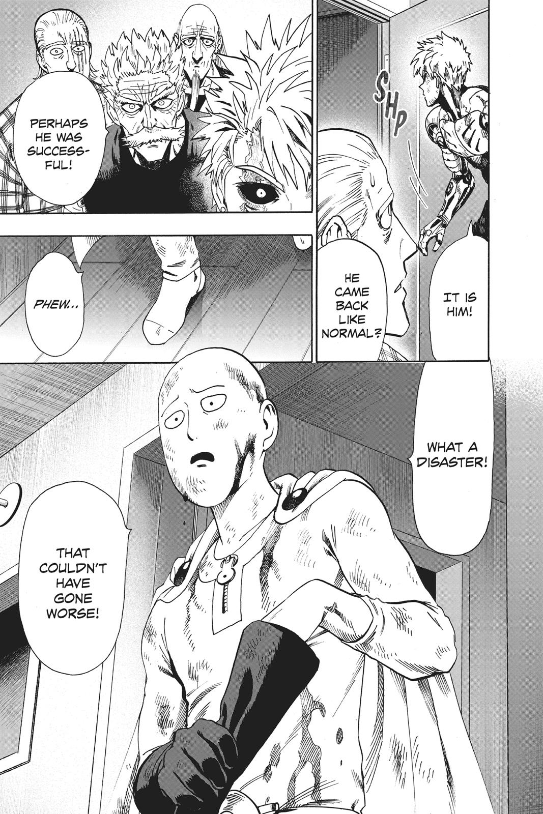 One-Punch Man, Chapter 90 image 005