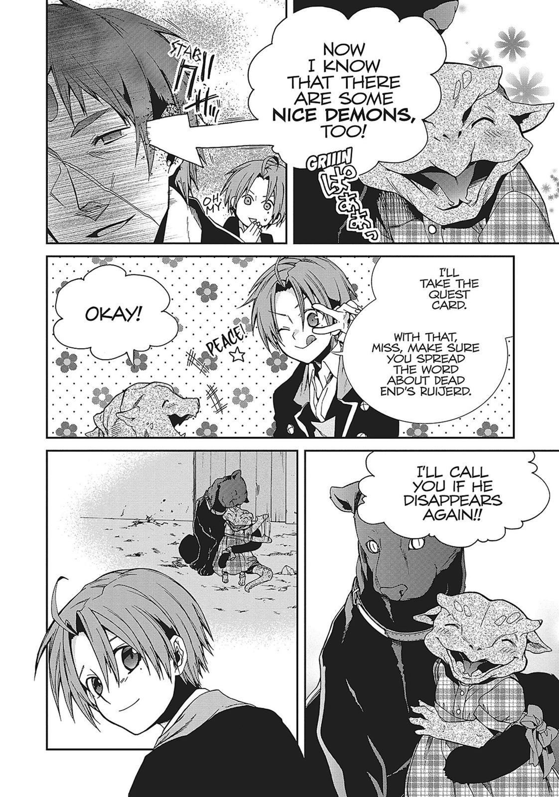 Mushoku Tensei, Chapter 23 image 037