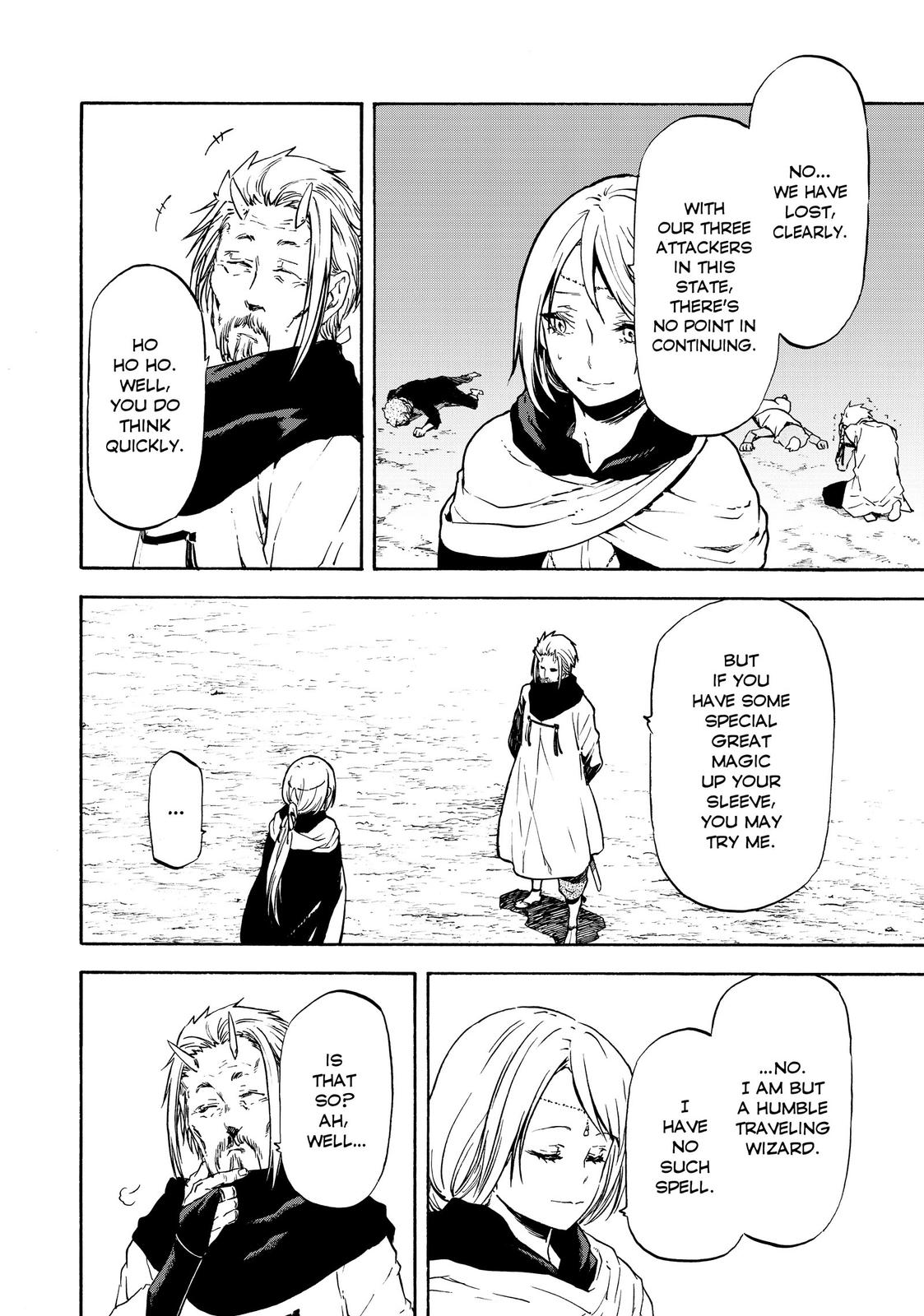 Tensei shitara Slime Datta Ken, Chapter 56 image 018