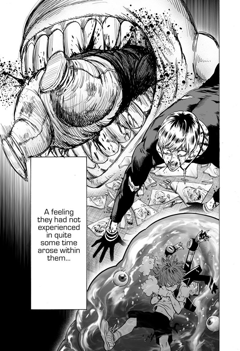 One-Punch Man, Chapter 121 image 009