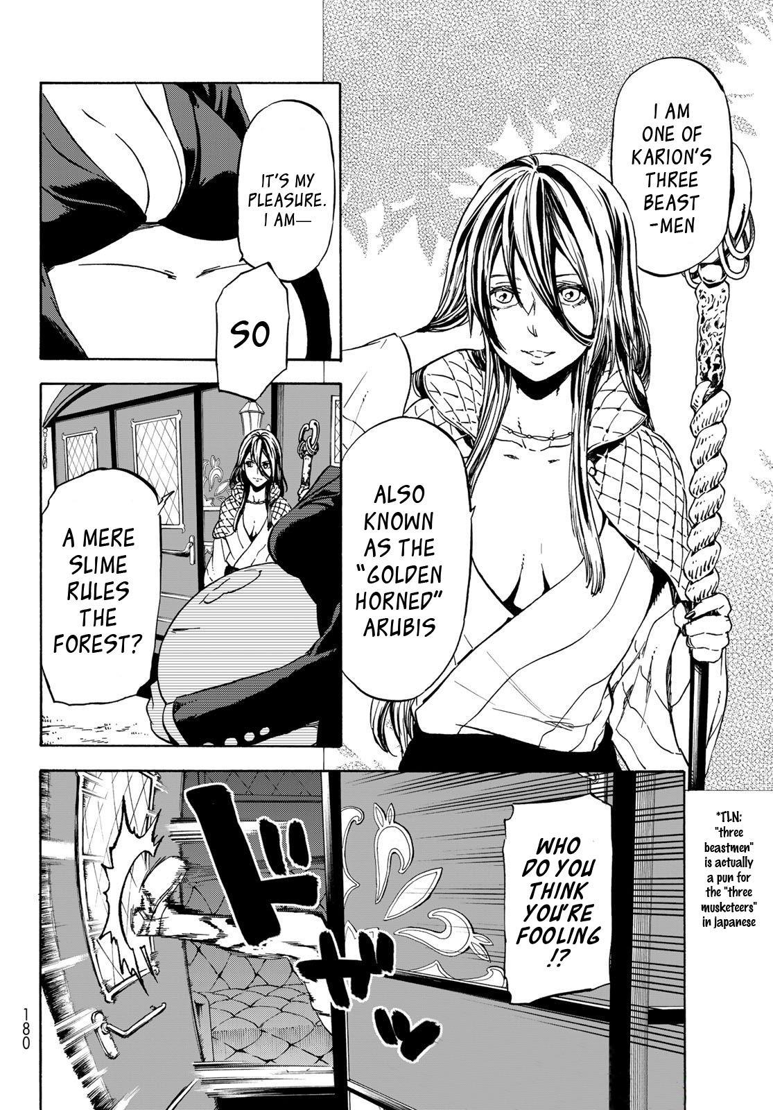 Tensei shitara Slime Datta Ken, Chapter 40 image 025