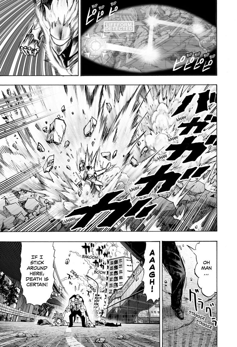 One-Punch Man, Chapter 116 image 020