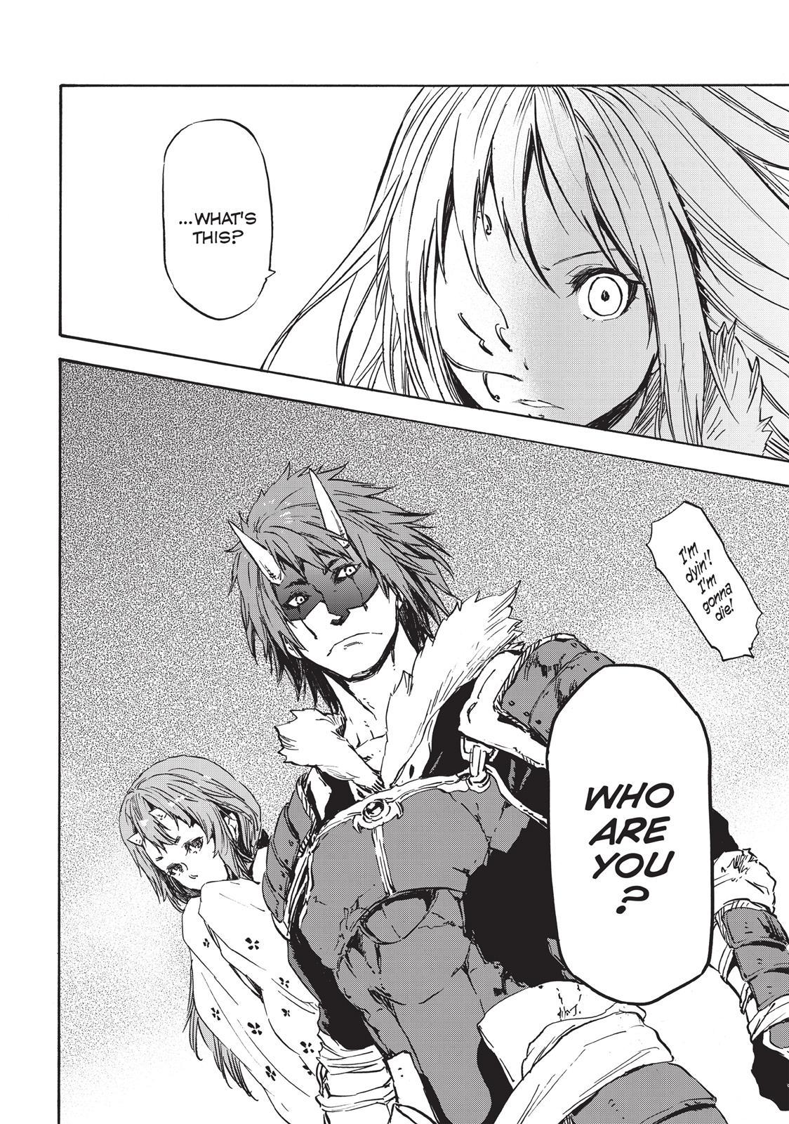 Tensei shitara Slime Datta Ken, Chapter 12 image 034