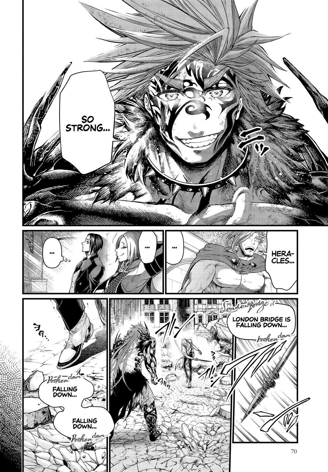 Shuumatsu no Valkyrie, Chapter 29 image 028