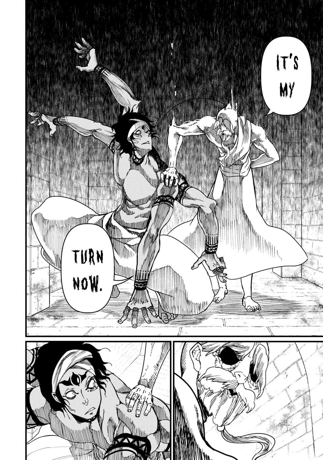 Shuumatsu no Valkyrie, Chapter 8 image 026