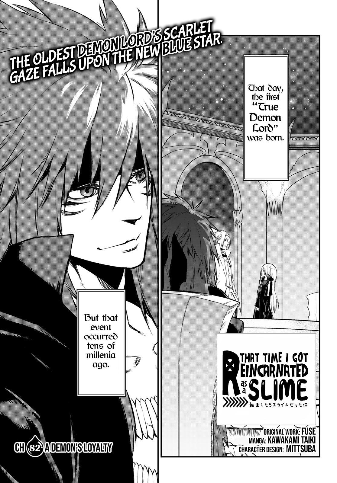 Tensei shitara Slime Datta Ken, Chapter 82 image 006