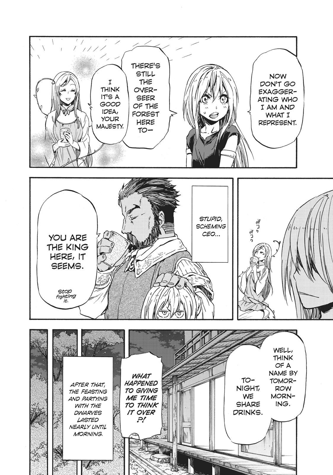 Tensei shitara Slime Datta Ken, Chapter 29 image 030