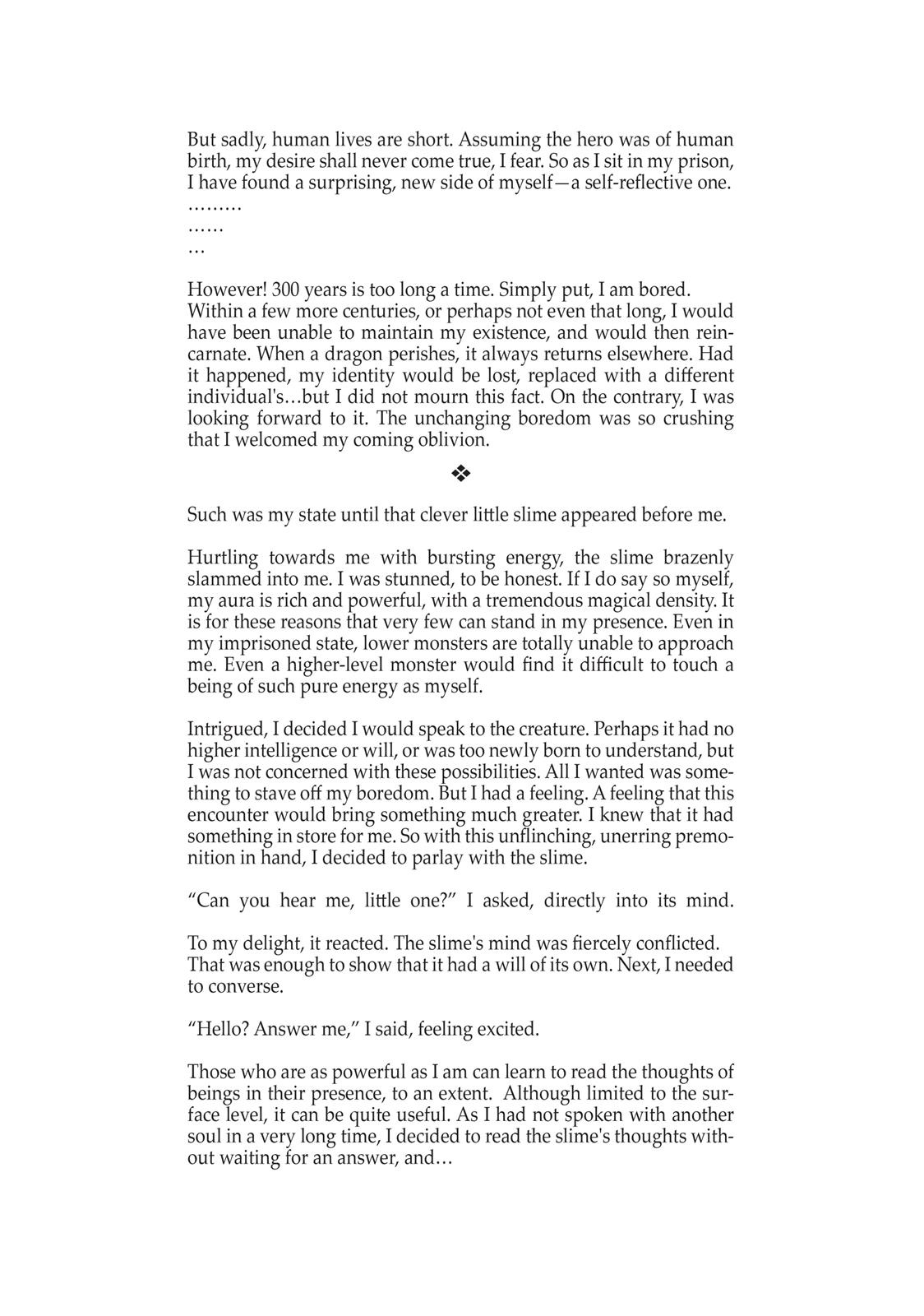 Tensei shitara Slime Datta Ken, Chapter 6.5 image 003