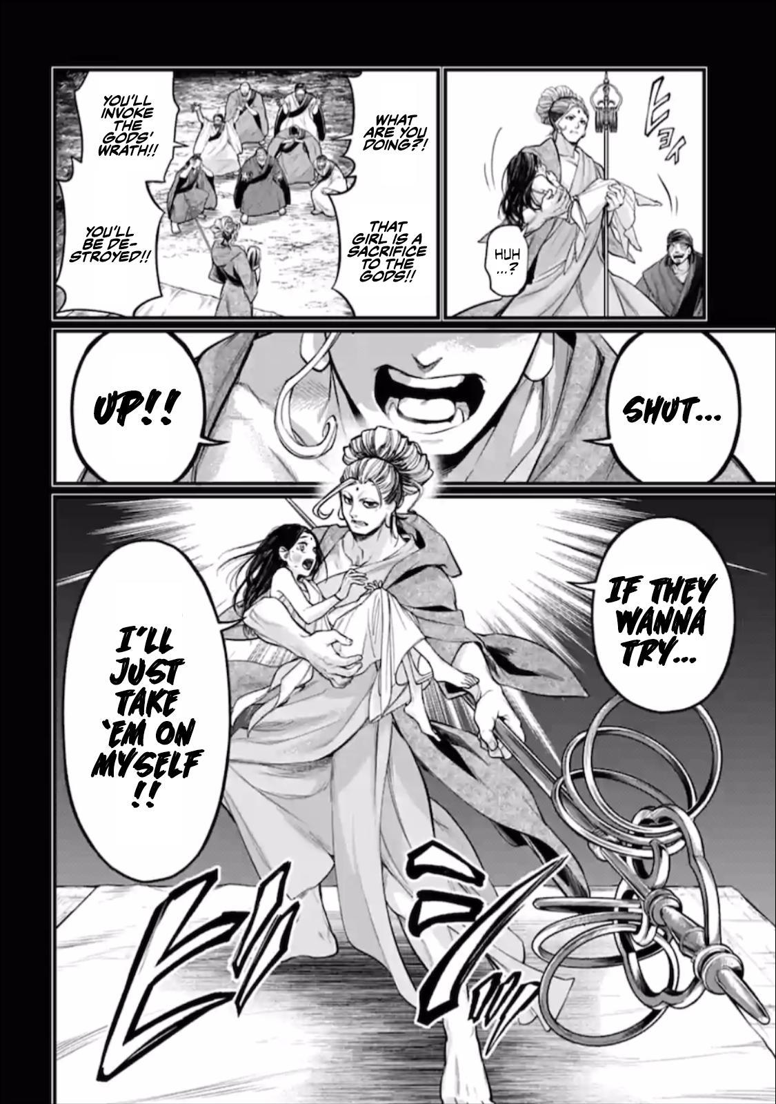Shuumatsu no Valkyrie, Chapter 47 image 059