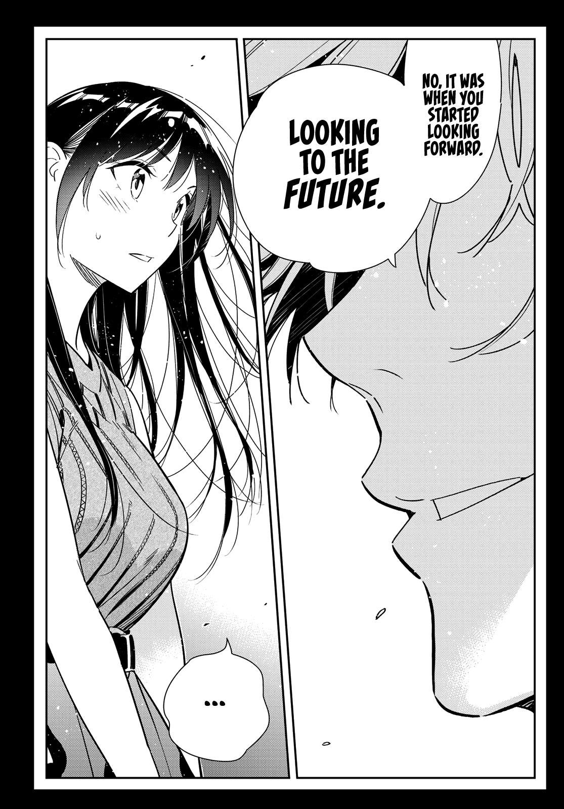 Kanojo Okarishimasu, Chapter 127 image 006