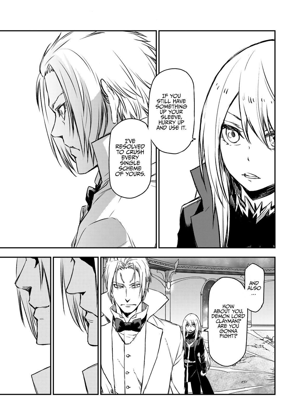 Tensei shitara Slime Datta Ken, Chapter 83 image 039