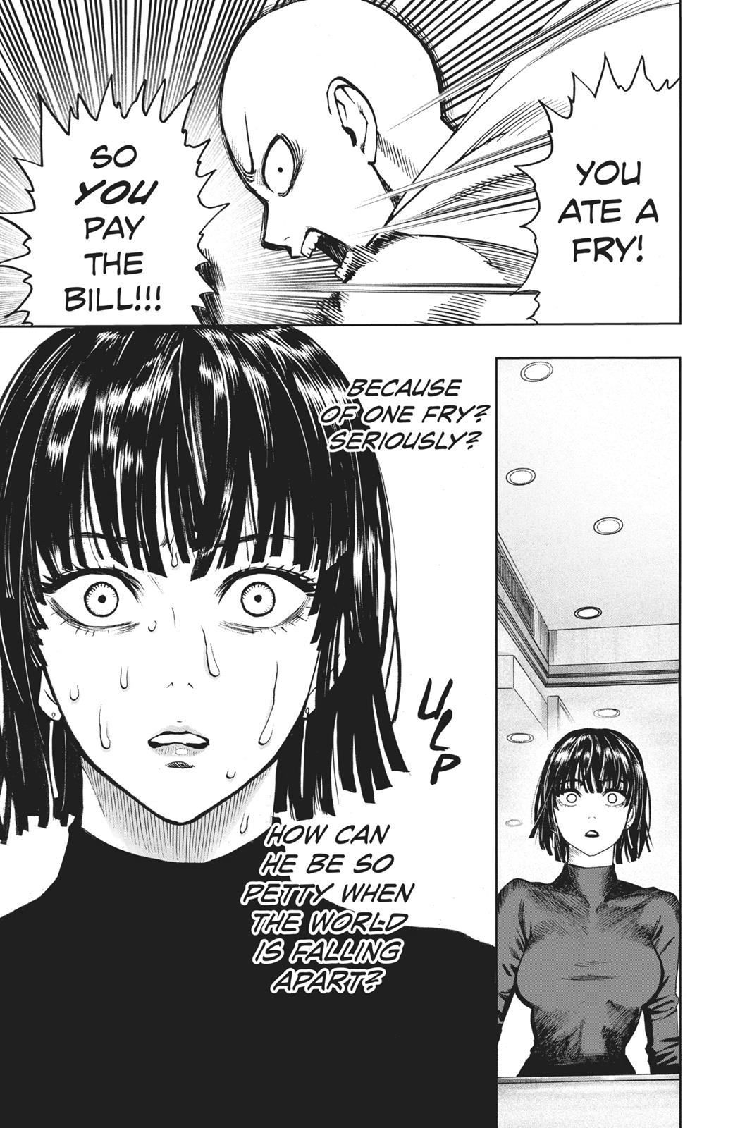 One-Punch Man, Chapter 88 image 027