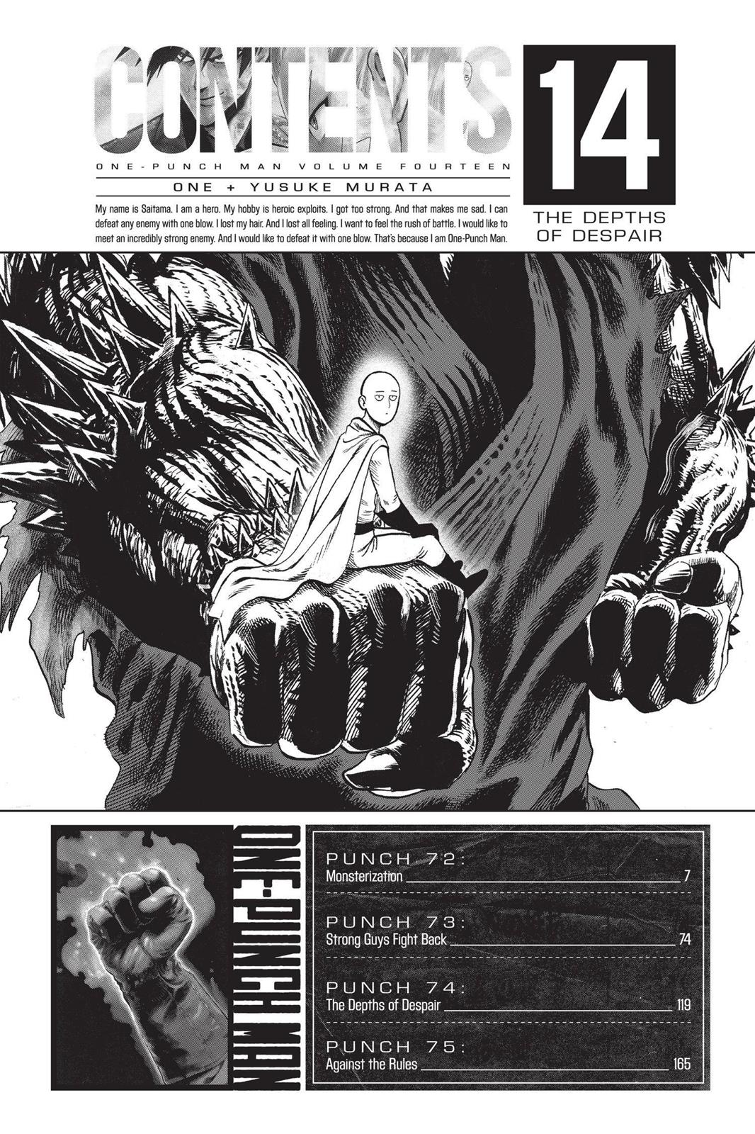 One-Punch Man, Chapter 72 image 006