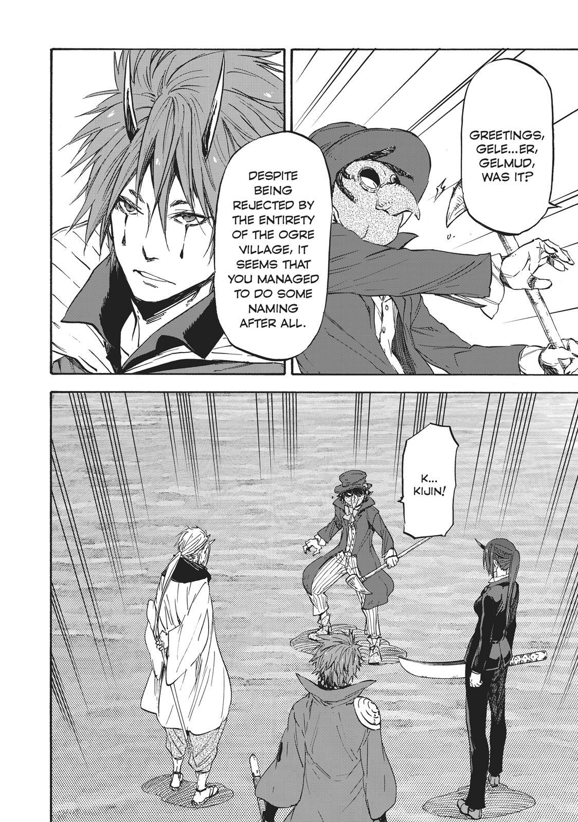 Tensei shitara Slime Datta Ken, Chapter 23 image 012