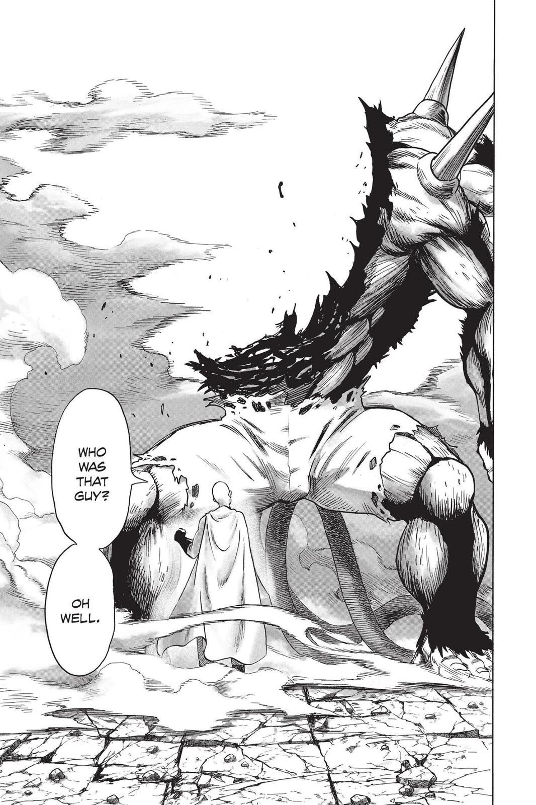 One-Punch Man, Chapter 75 image 015