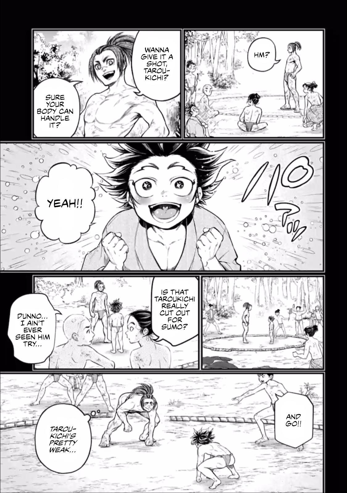 Shuumatsu no Valkyrie, Chapter 39 image 008