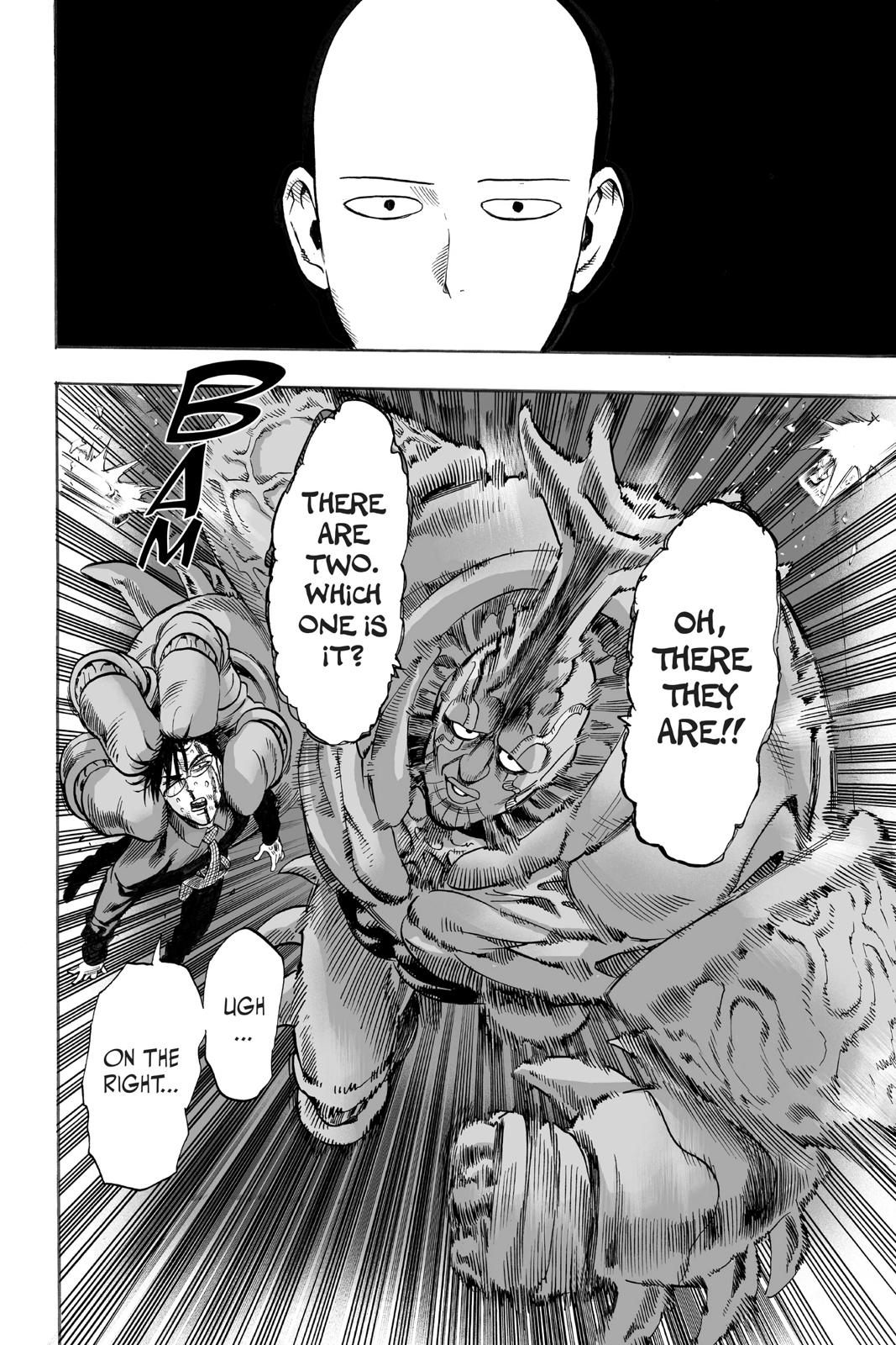 One-Punch Man, Chapter 10 image 004
