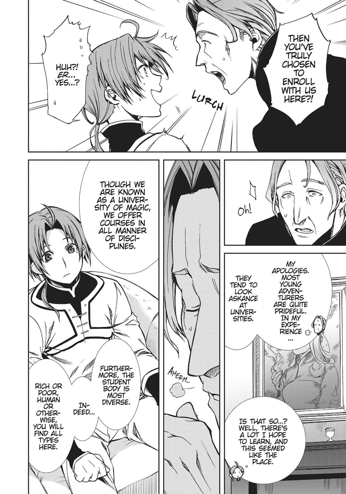 Mushoku Tensei, Chapter 54 image 006