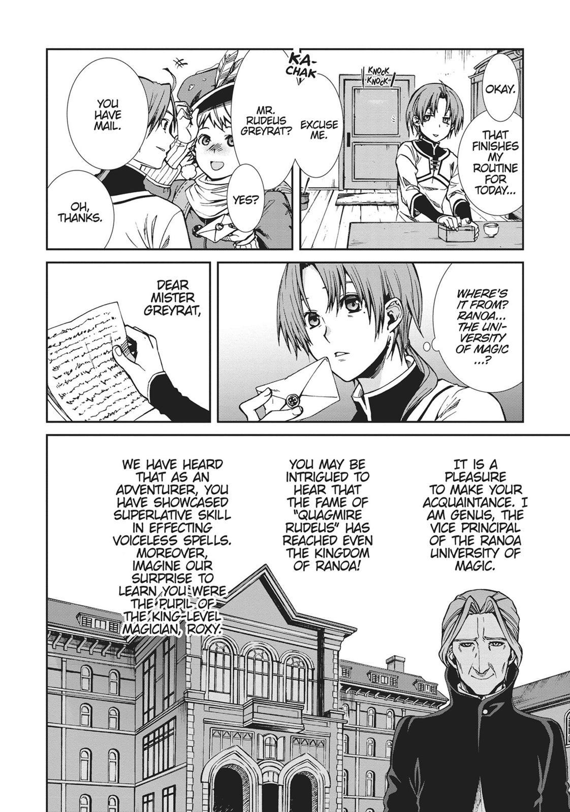 Mushoku Tensei, Chapter 53 image 018