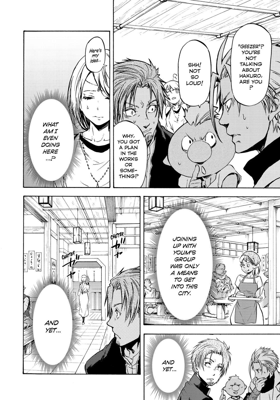Tensei shitara Slime Datta Ken, Chapter 53 image 019